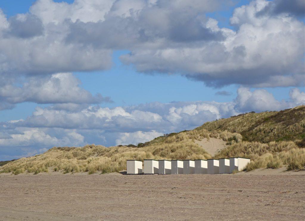 Strand Renesse vlakbij vakantiewoning De Zeemeermin